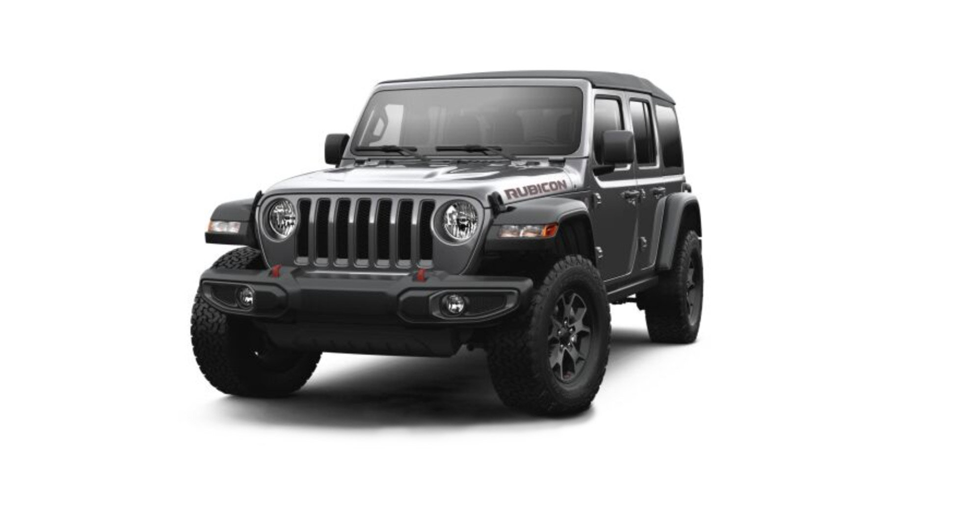 2021 Jeep Wrangler Rubicon Front View 2 - Image Courtesy of Jeep Chrysler